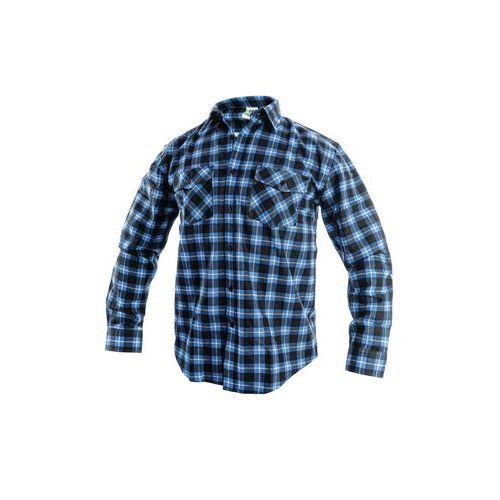4a64b2e265b Pánská flanelová košile s dlouhým rukávem