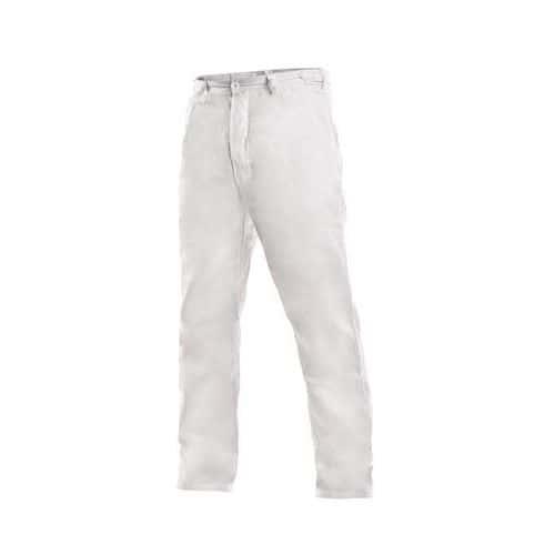 Pánské kalhoty bílé, vel. 62