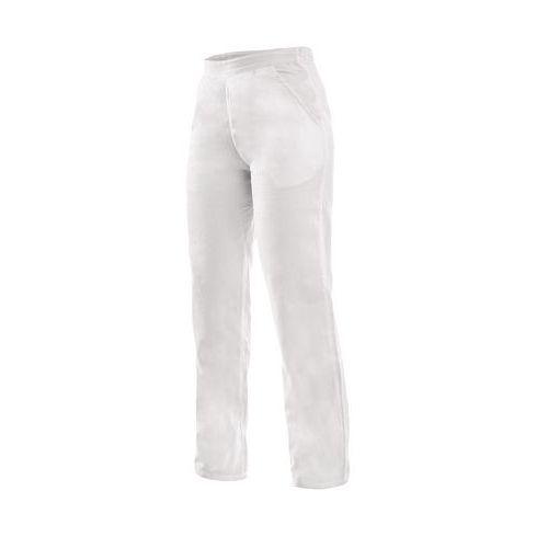 Dámské kalhoty CXS Darja I, bílé, vel. 36