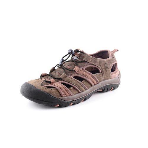 Sportovní kožené sandály CXS Sahara, hnědé
