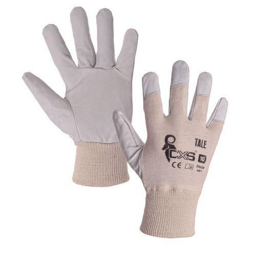 Kombinované rukavice Technik, vel. 10