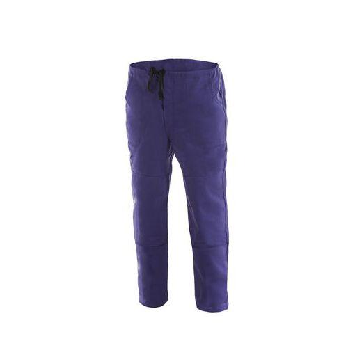 Pánské montérkové kalhoty CXS, modré