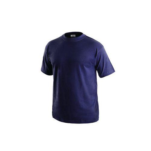 Pánské tričko s krátkým rukávem CXS, tmavě modré