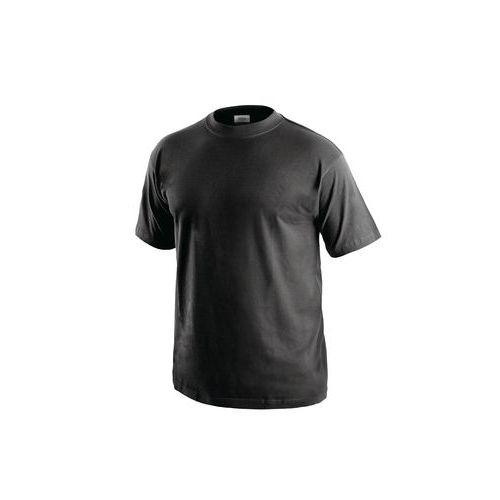 Pánské tričko s krátkým rukávem CXS, černé