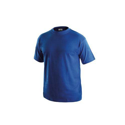 Pánské tričko s krátkým rukávem CXS, modré