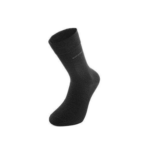 Antibakteriální ponožky černé, vel. 43 - 45