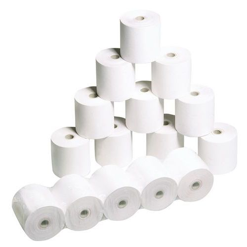 Papírové kotoučky do pokladen a kalkulaček, termocitlivé, 50 x 2