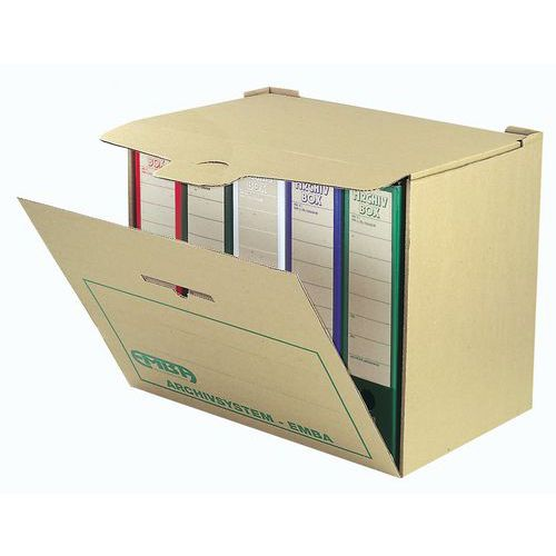 Skupinový box pro archivní boxy