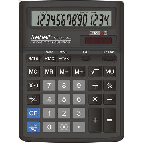 Stolní kalkulačka Rebell SDC554 plus