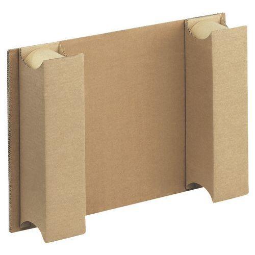 Papírová paleta, 11 x 40 x 60 cm