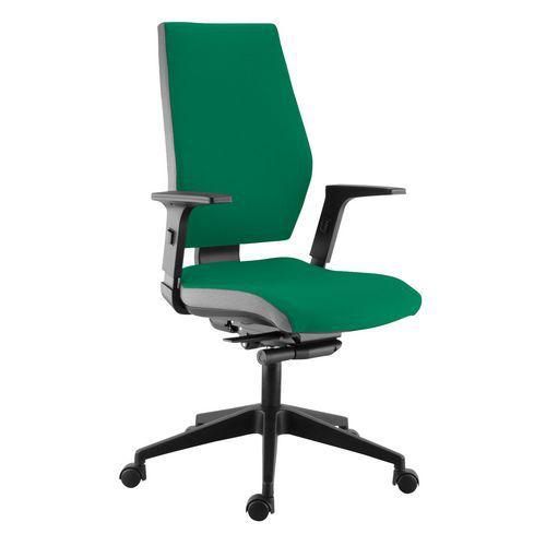 Kancelářská židle One, zelená