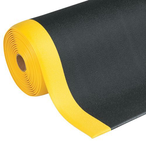 Protiúnavová průmyslová rohož Manutan s granulovaným povrchem, 1