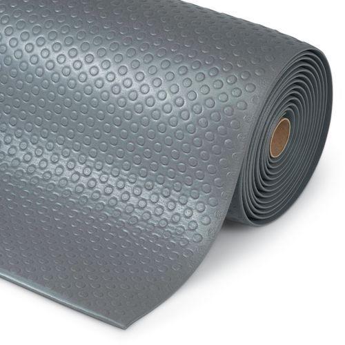 Protiúnavová průmyslová rohož s bublinkovým povrchem, šířka 60 c