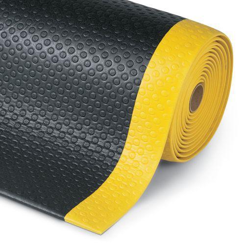 Protiúnavové průmyslové rohože s bublinkovým povrchem, šířka 60 cm, metrážové