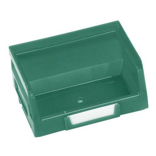 Plastový box 5,5 x 10,3 x 9 cm, zelený