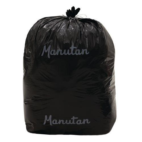 Pytle na odpad Manutan, 110 l, tloušťka 45 mic, 200 ks