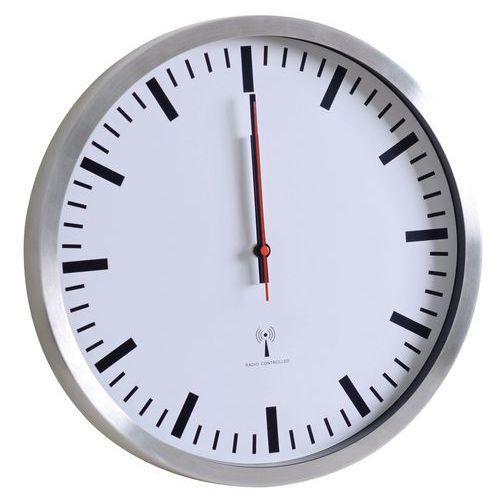 Analogové hodiny RS1, autonomní DCF, průměr 35,5 cm