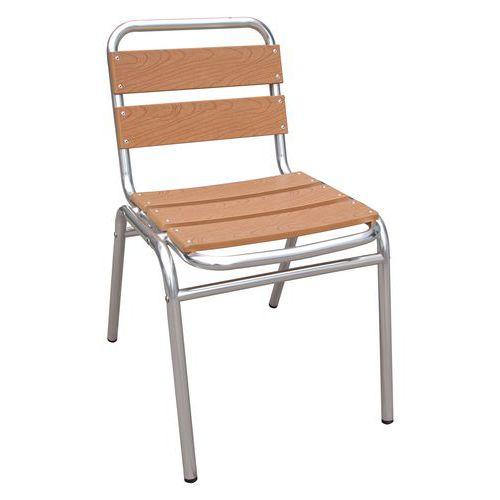 Kovová zahradní židle Jade