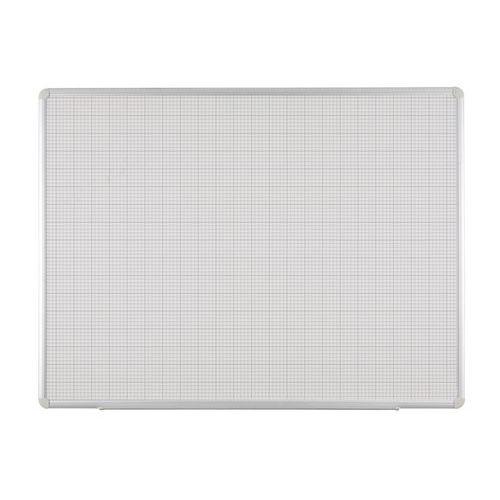Magnetická tabule Magnetic II s rastrem, 200 x 100 cm