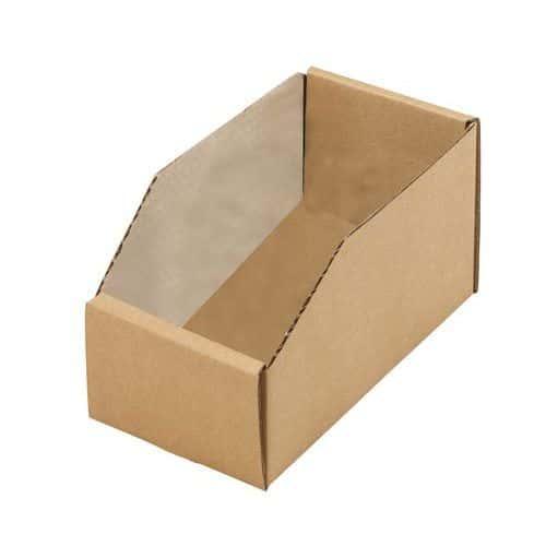 Kartonové boxy 11,5 x 10,5 x 20 cm