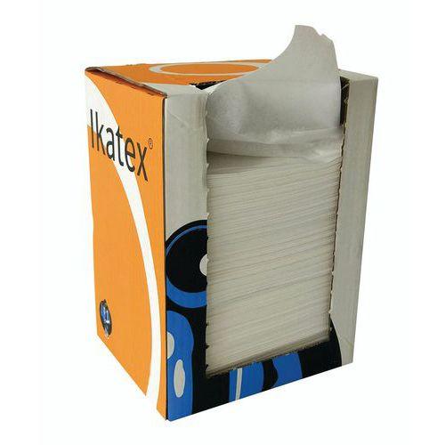 Průmyslové textilní utěrky, 1vrstvé, 150 útržků