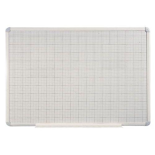 Keramická tabule Magnetic s rastrem, 1 200 x 900 mm
