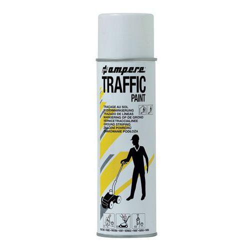 Speciální barvy Traffic, 12 ks, bílá