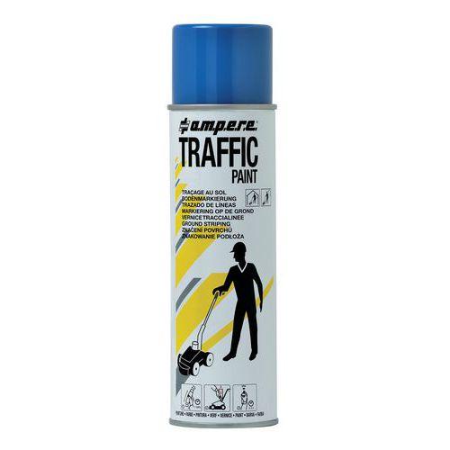 Speciální barvy Traffic, 12 ks, modrá