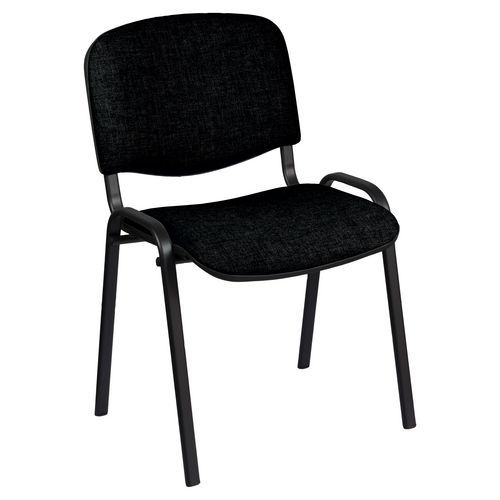 Konferenční židle Manutan ISO Black