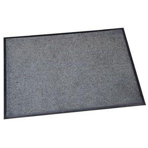 Vnější čisticí rohož s náběhovou hranou, 240 x 150 cm, tm. šedá