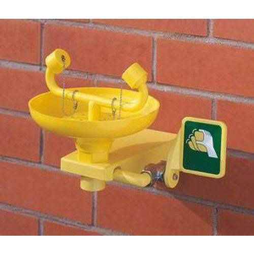 Bezpečnostní oční sprcha na stěnu