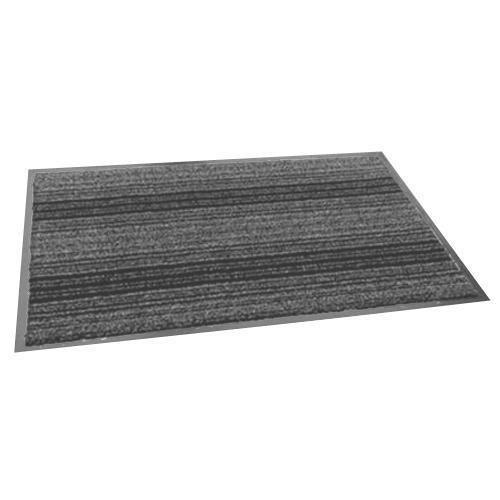 Vnější čisticí rohož absorpční, 205 x 135 cm, šedá