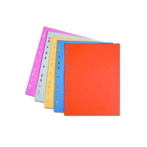 Barevné rozdružovače, mix barev, 100 ks