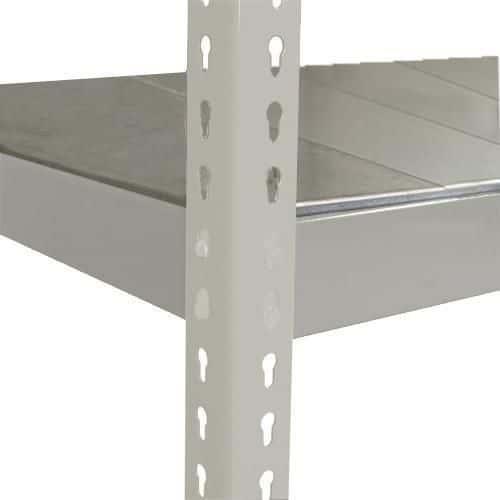 Přídavná ocelová police, 152,5 x 30,5 cm, 110 kg, pozink
