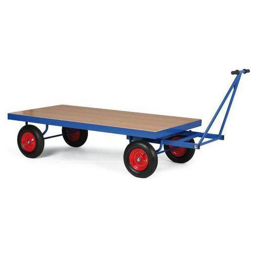 Ruční plošinový vůz, do 700 kg