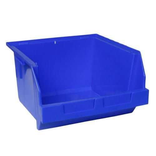 Plastový box PE 24 x 40 x 40 cm, modrý
