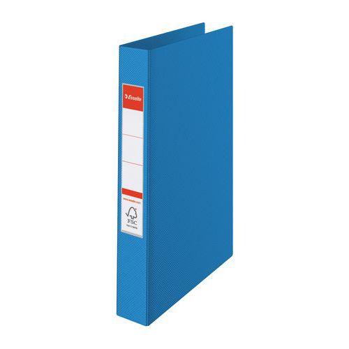 Esselte VIVIDA kroužkový pořadač A4 plastový Modrý