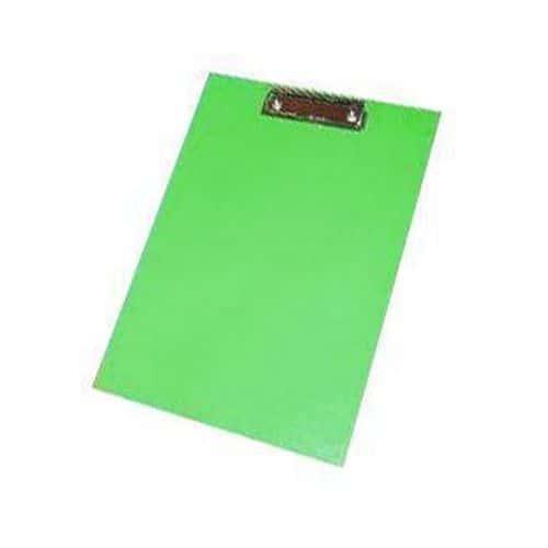 Psací podložka s klipem, A4, 12 ks, zelená