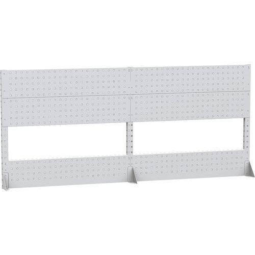Panel s konzolemi, 97,5 x 181 x 13 cm
