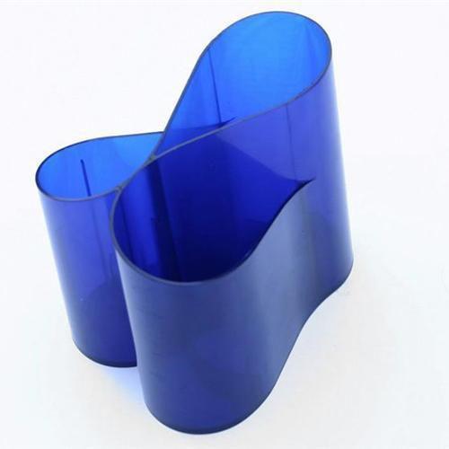 Stojánek na psací potřeby ICO tmavě modrý