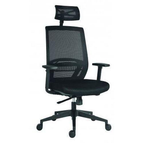 Kancelářská židle Above, černá
