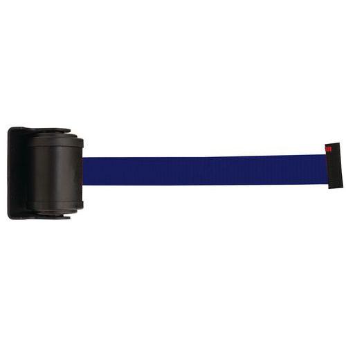 Zahrazovací pás na zeď, modrý