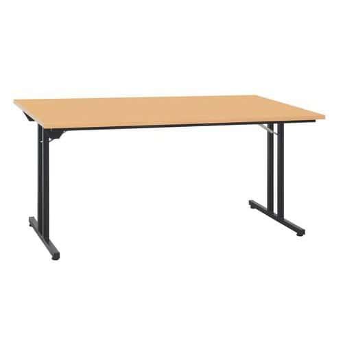 Skládací jídelní stůl Primus, 180 x 80 x 72 cm