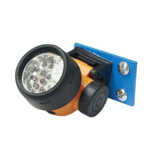 Lampa pro kontrolní kulatá zrcátka