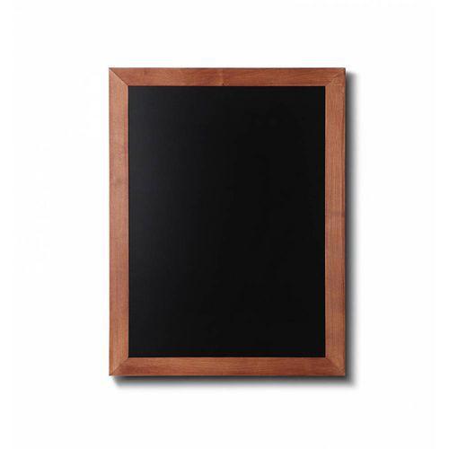 Reklamní křídová tabule, světle hnědá, 50 x 60 cm