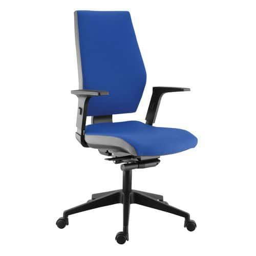 Kancelářská židle One, modrá