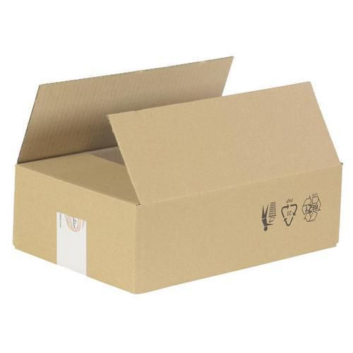 Kartonové krabice, 100 - 150 x 300 x 200 mm
