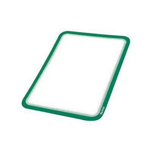 Informační kapsa Varna A4, magnetická, zelená