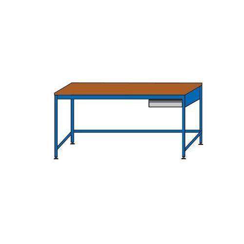 Dílenský stůl Asse, 76 x 200 x 70 cm