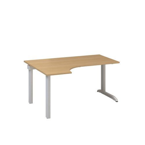 Ergo kancelářský stůl Alfa 300, 180 x 120 x 74,2 cm, levé proved